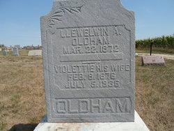 Llewelwin Arthur Oldham