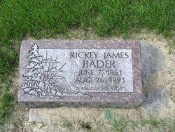 Rickey James Bader