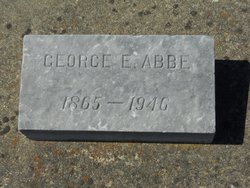 George Elmer Abbe, Sr