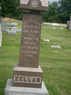Nancy H <i>Walroth</i> Zellar
