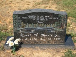 Robert Hugh Burris, Sr