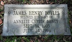 James Henry Foyles, Jr