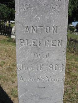 Anton Blefgen