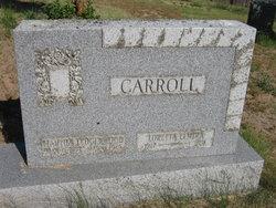 Martha May <i>Ledgerwood</i> Carroll