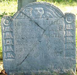 Lieut Ebenezer White