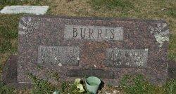 Ralph Fred Burris