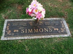Ethel <i>Denton</i> Simmons