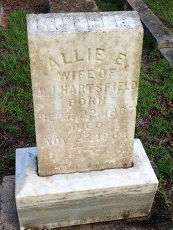 Allie Elizabeth <i>Gray</i> Hartsfield