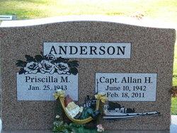 Capt Allan H. Anderson