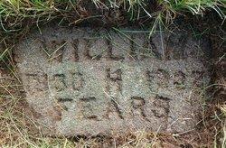 William H Fears