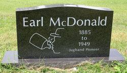Earl McDonald