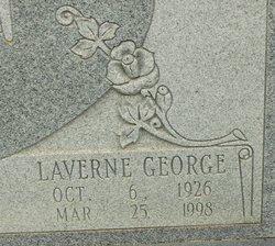 Laverne <i>George</i> Blackburn