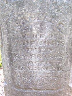 Isabell C. <i>Oliver</i> Dennings