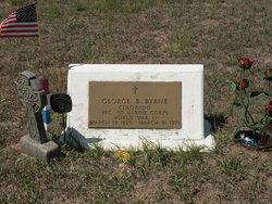 George B Shorty Byrne
