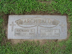 Janet I. <i>Alberghene</i> Archibald