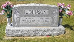 Agnes <i>Pierce</i> Johnson