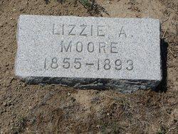Mrs Lizzie Altha <i>Smith</i> Moore