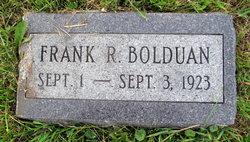 Frank R. Bolduan