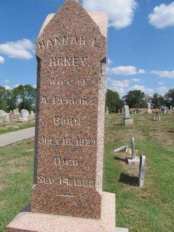 Hannah Louise <i>Honey</i> Perkins
