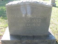 Mary F <i>Hicks</i> Beasley