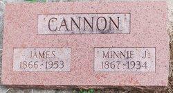 Minnie Jane <i>Crane</i> Cannon