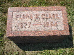 Flora Beatrice <i>Hutchinson</i> Clark