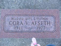 Cora V <i>Beebe</i> Afseth