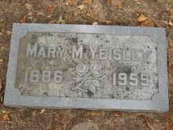 Mary M <i>Tussey</i> Yeisley