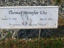Thomas Menefee Utz