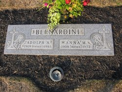 Anna M. Bernardini