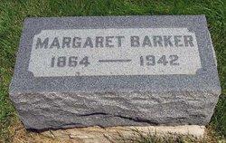 Margaret Maggie Barker