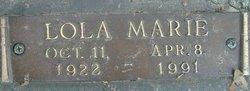 Lola Marie Hall