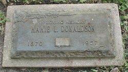 Mamie <i>Lee</i> Donaldson