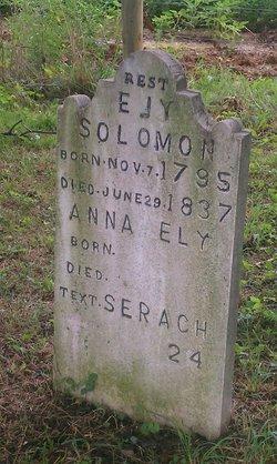 Solomon Ely