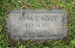 Anna E Alvey