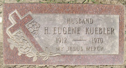 Herman Eugene Kuebler