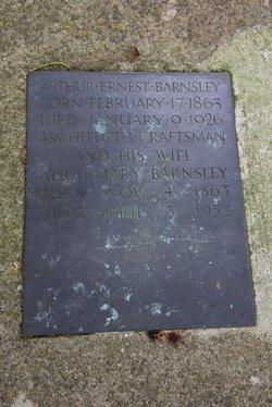 Arthur Ernest Barnsley