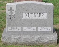 Susannah <i>Aughton</i> Kuebler