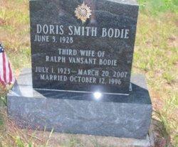 Doris <i>Smith</i> Bodie