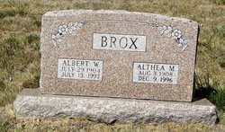 Althea M Brox
