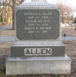 Ella Martha <i>Hale</i> Allen