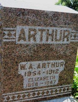 Elizabeth <i>Shroyer</i> Arthur