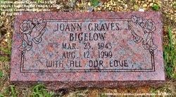 Joann <i>Graves</i> Bigelow