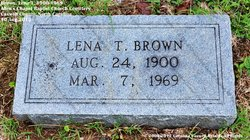 Lena T. Brown