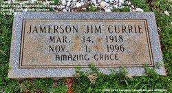 Jamerson Jim Currie