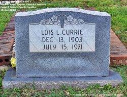 Lois L. Currie