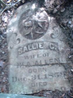 Sallie C. Allen