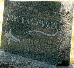 Larry E. Anderson