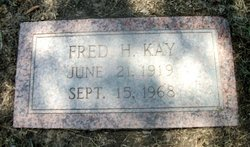 Fred Henry Kay