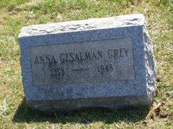 Anna <i>Gesalman</i> Grey